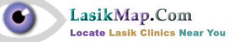 Lasikmap Logo - Lasik Eye Surgery Locatoer